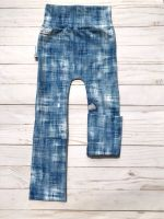 Jeans pâle 6M-3T bande courte