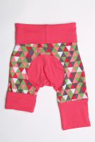 Triangle rose, coraile short size 1